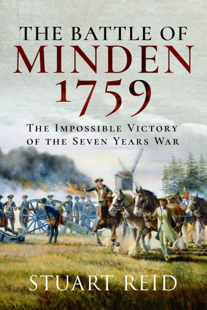 The Battle of Minden 1759