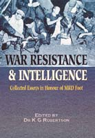 War, Resistance And Intelligence