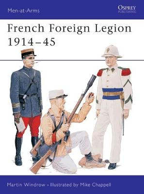 French Foreign Legion, 1914-45